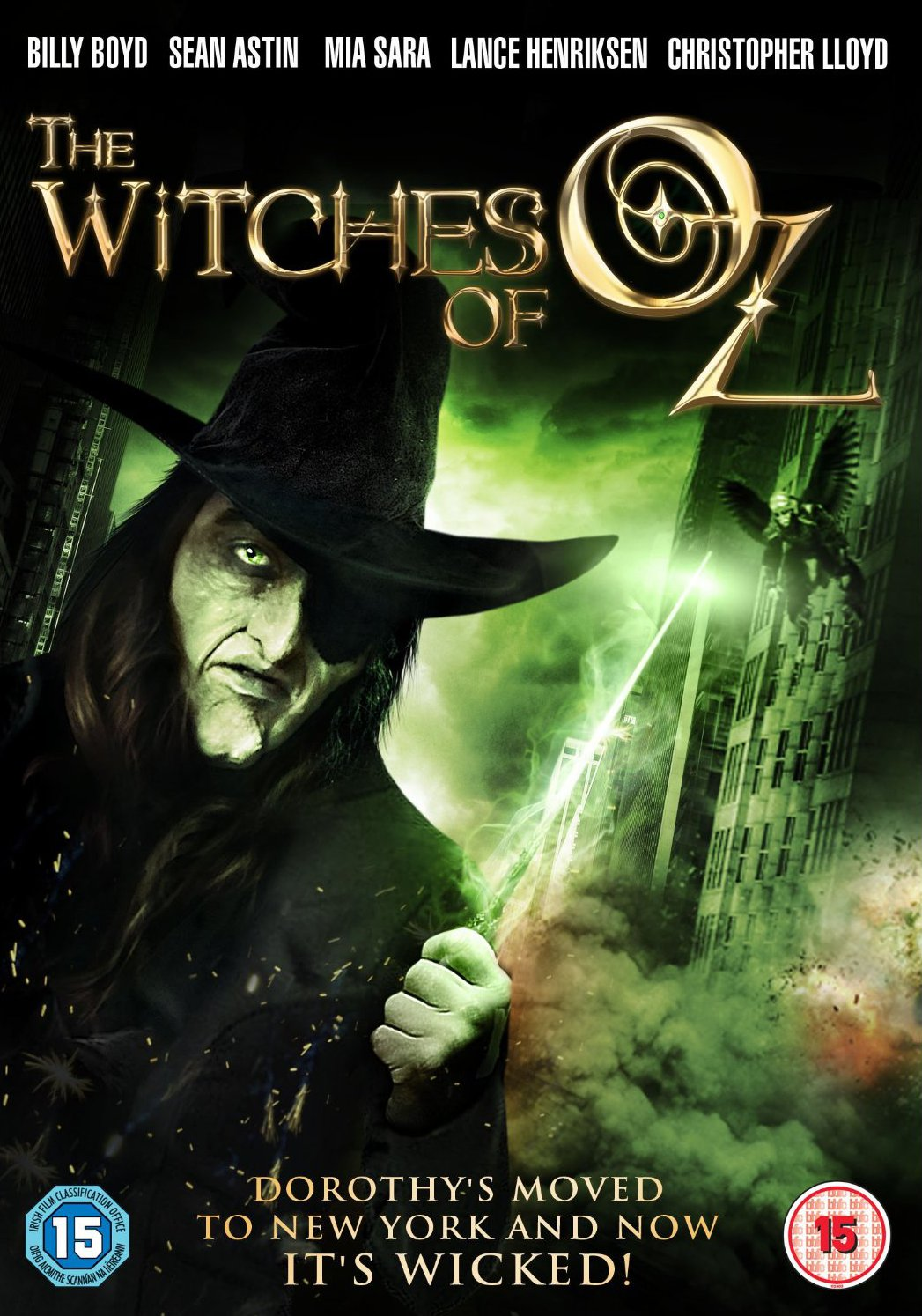 imdb the witches of oz