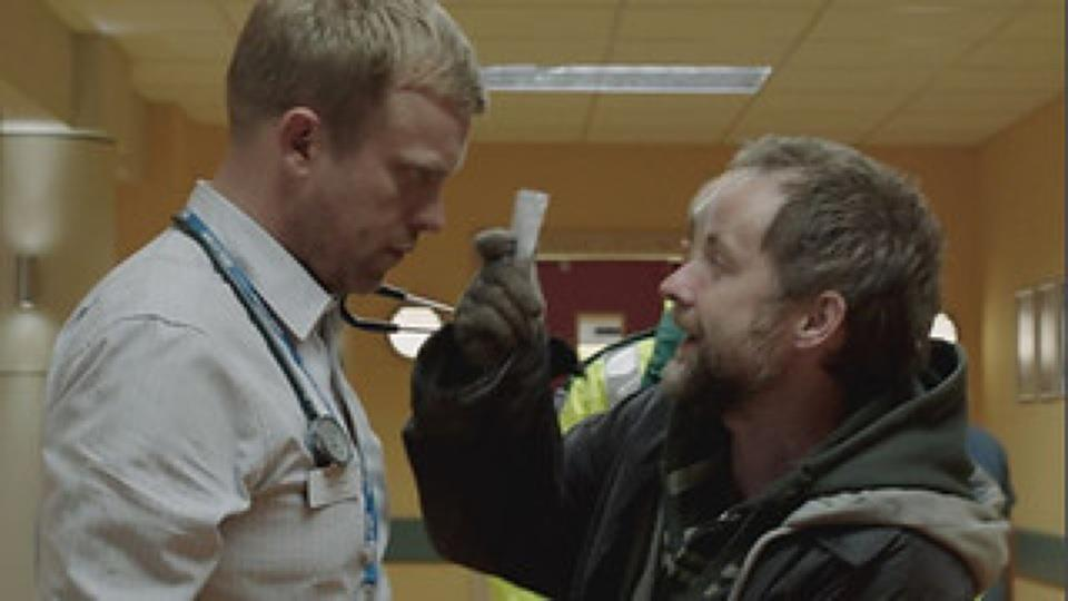 Billy Boyd casualty