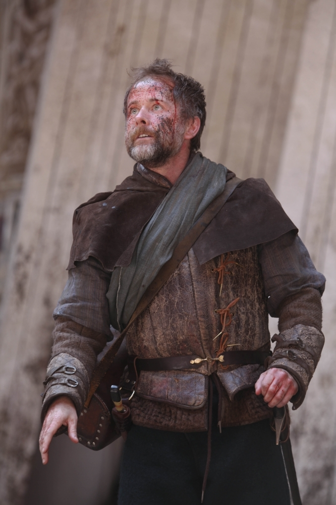 Billy Boyd as Banquo
